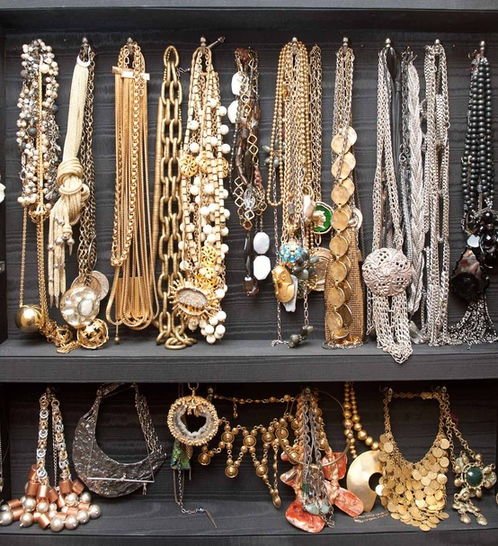 Jewelry Display – For Walls