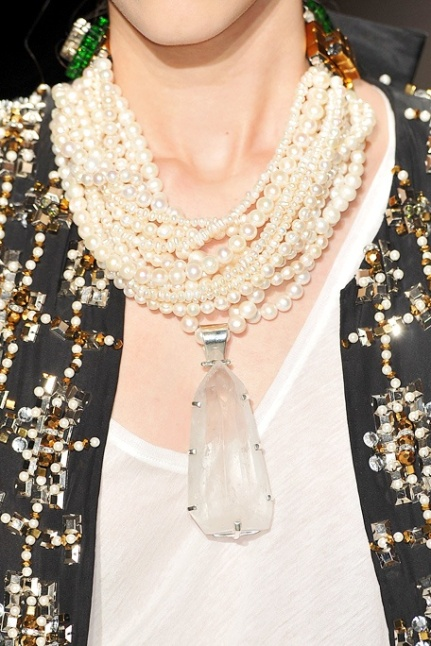 pendant pearls