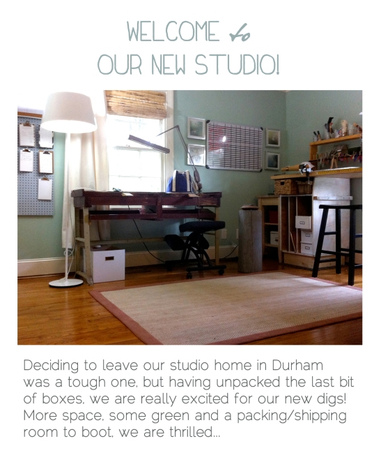 studio welcome